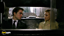 A still #2 from Cosmopolis with Sarah Gadon and Robert Pattinson