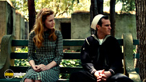 A still #7 from The Master with Joaquin Phoenix and Amy Adams