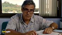 A still #2 from The Descendants with George Clooney