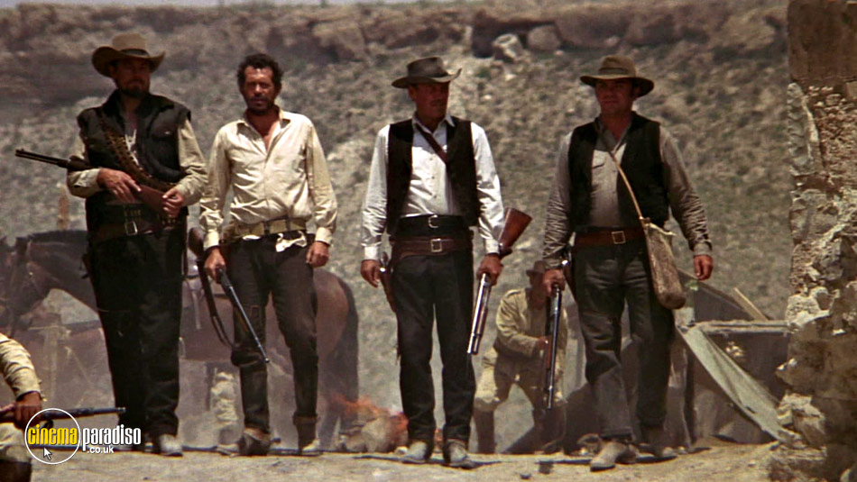 The Wild Bunch online DVD rental