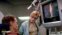 A still #14 from Total Recall (1990) with Arnold Schwarzenegger and Rosemary Dunsmore