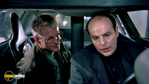 A still #16 from Total Recall (1990) with Michael Ironside and Michael Champion