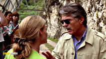 A still #11 from Contact with Jodie Foster and Tom Skerritt
