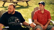 A still #8 from Grown Ups with Kevin James and Adam Sandler
