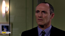 A still #9 from Paycheck with Colm Feore