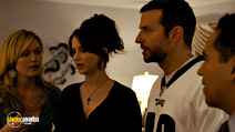 A still #19 from Silver Linings Playbook with Bradley Cooper, Julia Stiles and Jennifer Lawrence