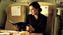 A still #8 from James Bond: Casino Royale with Eva Green