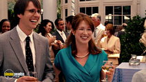 A still #4 from Bridesmaids with Ellie Kemper and Greg Tuculescu
