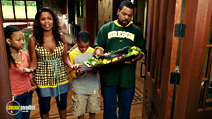 A still #5 from Are We Done Yet? with Ice Cube, Nia Long and Aleisha Allen