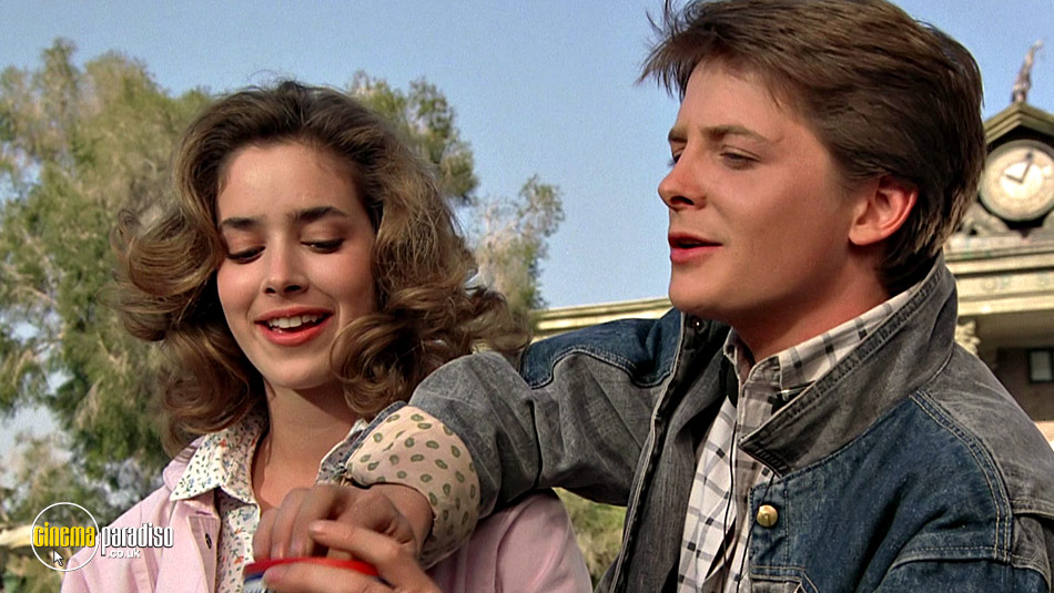 Back to the Future: Part 1 online DVD rental