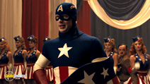A still #9 from Captain America: The First Avenger with Chris Evans