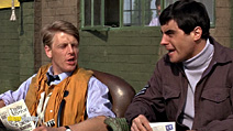A still #8 from Battle of Britain (1969) with Ian McShane and Edward Fox