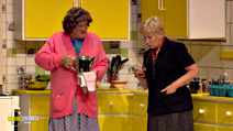 Still #3 from Mrs. Brown's Boys: Live Tour: Good Mourning Mrs. Brown
