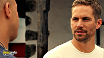 A still #21 from Fast and Furious 6 (2013) with Paul Walker