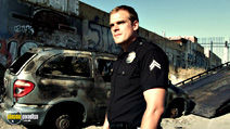 A still #4 from End of Watch with David Harbour