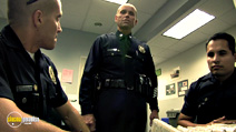 A still #7 from End of Watch with Michael Peña