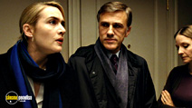 A still #9 from Carnage with Christoph Waltz and Kate Winslet