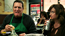 A still #4 from I Hate Valentine's Day with Mike Starr and Rachel Dratch