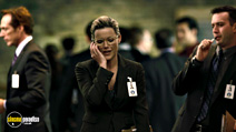 A still #8 from Codename: Geronimo (2012) with Eddie Kaye Thomas and Kathleen Robertson