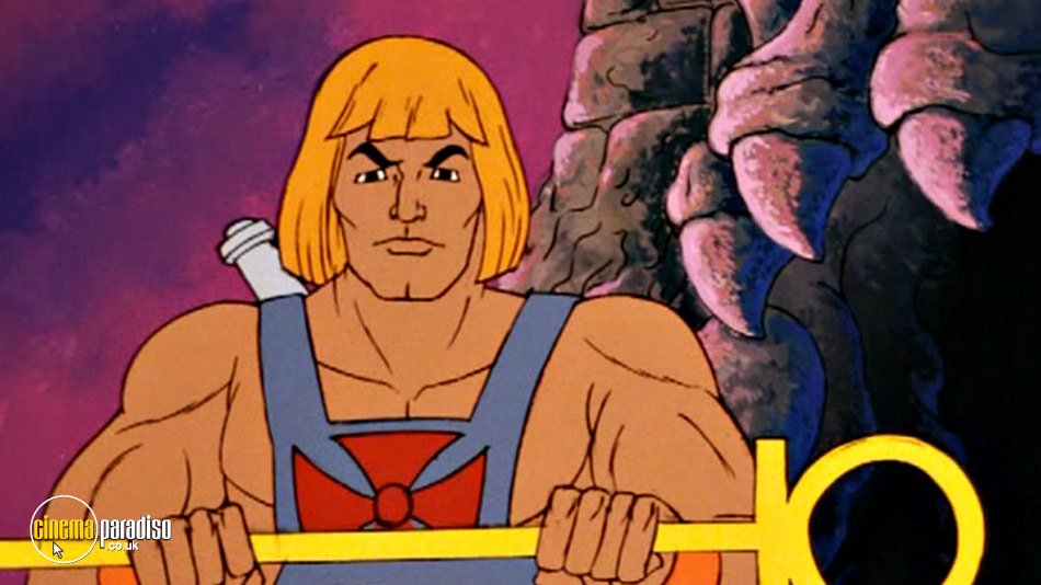 He-Man and the Masters of the Universe: Vol.1 online DVD rental