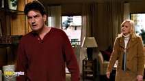 A still #6 from Scary Movie 4 with Charlie Sheen