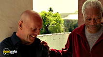 A still #6 from Red with Morgan Freeman and Bruce Willis