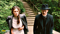 A still #5 from A Dangerous Method with Keira Knightley and Michael Fassbender