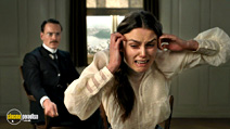 A still #9 from A Dangerous Method with Keira Knightley