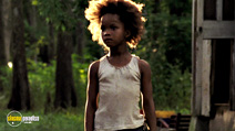 A still #2 from Beasts of the Southern Wild with Quvenzhané Wallis