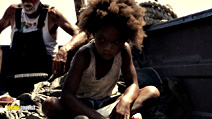 A still #4 from Beasts of the Southern Wild with Quvenzhané Wallis