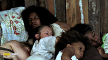 A still #5 from Beasts of the Southern Wild with Quvenzhané Wallis and Gina Montana