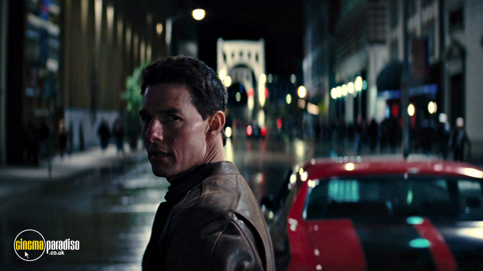 Jack Reacher online DVD rental