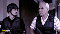 A still #6 from The Raid with Pierre Gruno