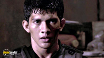 A still #11 from The Raid with Iko Uwais