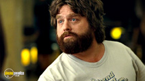 A still #2 from The Hangover (2009) with Zach Galifianakis