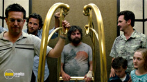 A still #6 from The Hangover (2009) with Bradley Cooper, Zach Galifianakis and Ed Helms