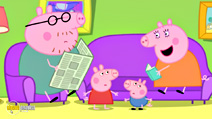 Still #3 from Peppa Pig: New Shoes and Other Stories