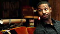 A still #22 from That Awkward Moment with Michael B. Jordan