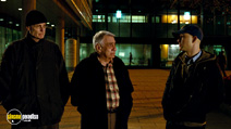 A still #11 from 50/50 with Philip Baker Hall, Joseph Gordon-Levitt and Matt Frewer