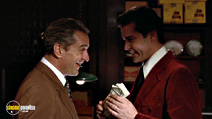 A still #2 from Goodfellas (1990) with Robert De Niro and Ray Liotta