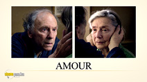 A still #2 from Amour with Emmanuelle Riva and Jean-Louis Trintignant