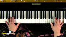 Still #6 from Ann Rabson: Blues and Barrellhouse Piano