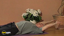 Still #3 from Beat Fatigue with Yoga: Fiona Agombar and Sue Delf
