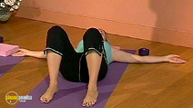 Still #6 from Beat Fatigue with Yoga: Fiona Agombar and Sue Delf