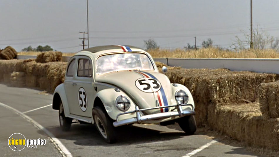 The Love Bug online DVD rental