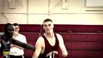 Still #4 from Long Shot: The Kevin Laue Story