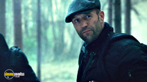 A still #5 from The Expendables 2 with Jason Statham