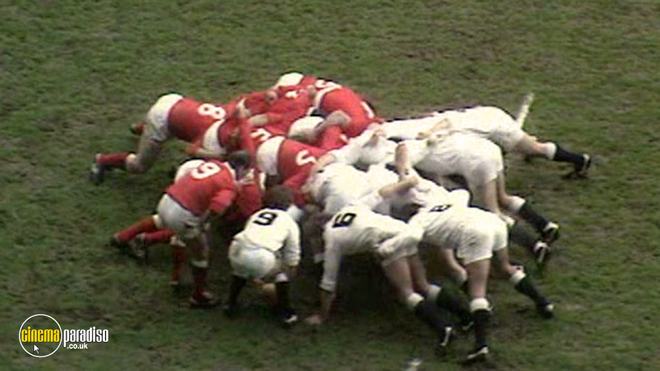 Welsh Rugby's Six of the Best: 1980s online DVD rental