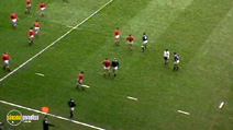 Still #4 from Welsh Rugby's Six of the Best: 1980s