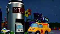 Still #5 from Dream Street: Midnight Monstering and Other Magical Stories